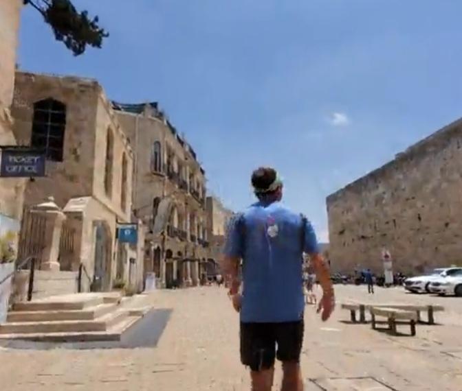 סיטי צ'אלנג ירושלים (צילום: באדיבות חברת גולדפיש)