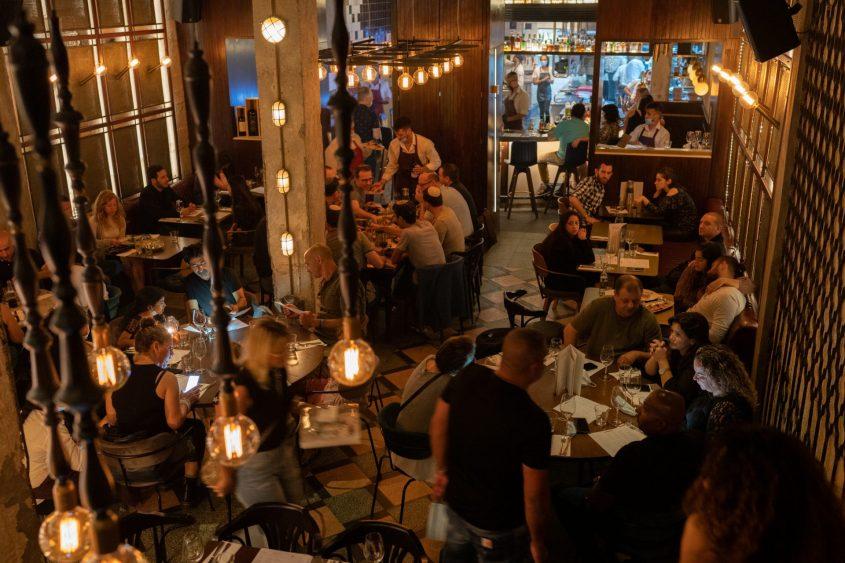 מסעדת ג'קו סטריט (צילום: אנטולי מיכאילוב)
