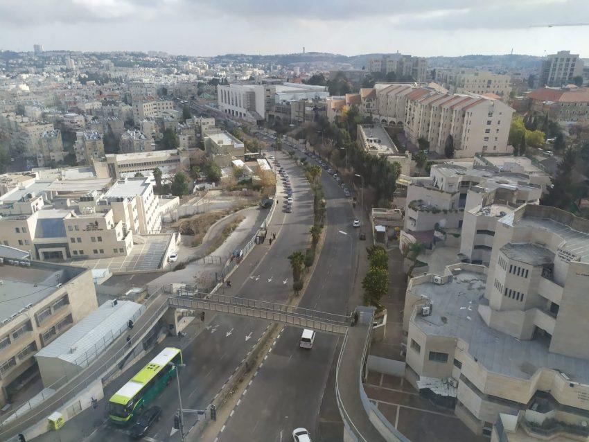 רחוב ירמיהו (צילום: שלומי הלר)