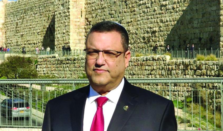 ראש העיר משה ליאון (צילום: דוברות עיריית ירושלים)