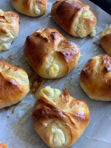 גביניות שמרים של קרן קדוש (צילום: רון ירקוני יחסי ציבור)