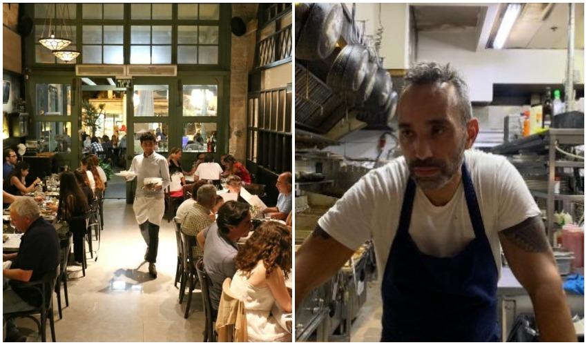 מוטי דוד, מסעדת אדום (צילומים: אפרת ליכטנשטט ריזי)