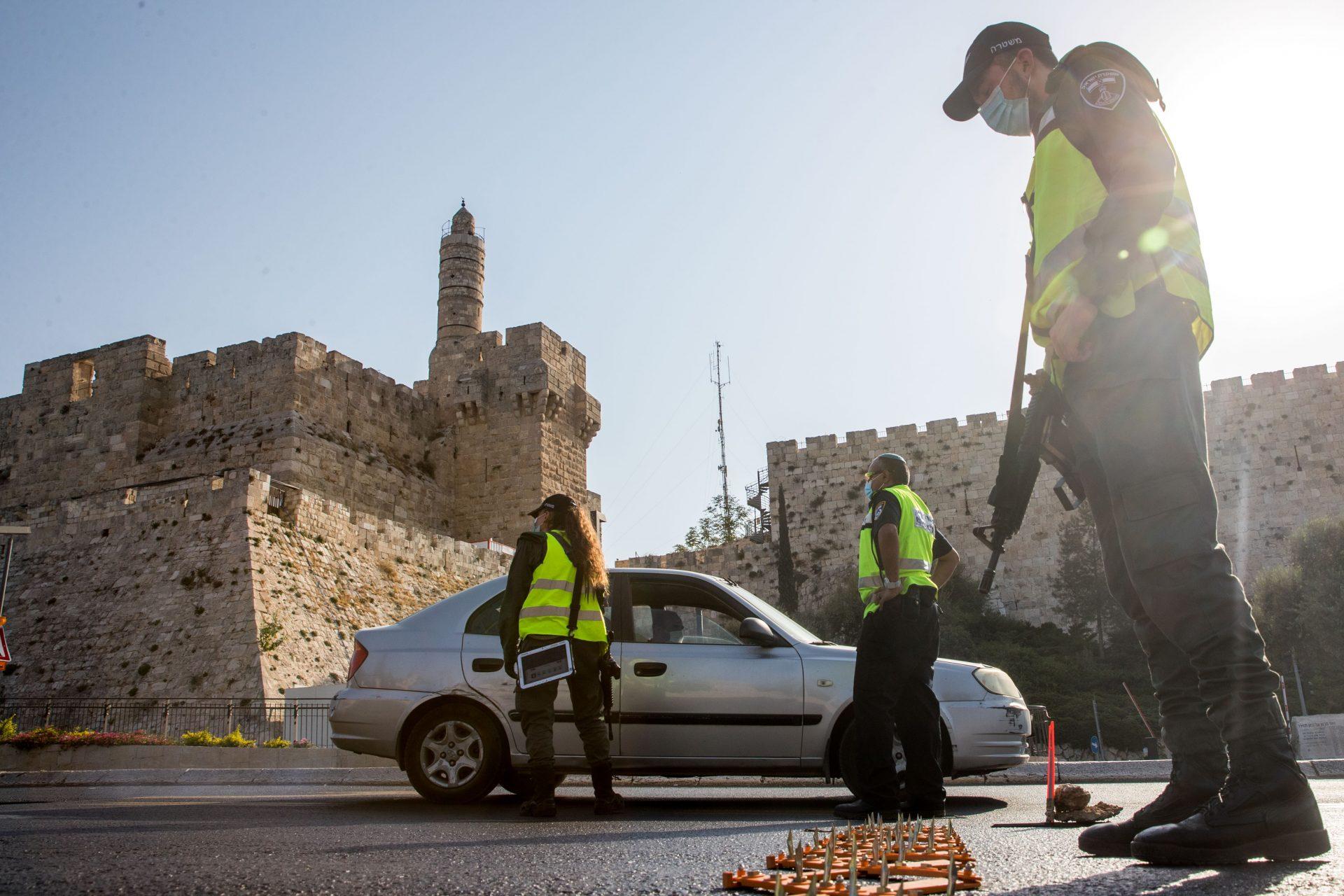 לקראת ההקלות בסגר הקורונה: 6 שכונות חרדיות בירושלים עדיין אדומות