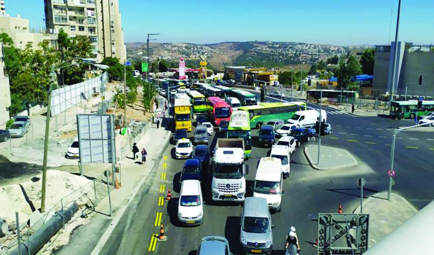 הכניסה לעיר (צילום: שלומי הלר)