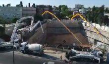 שטח הבנייה בקרית היובל - פרויקט פינוי בינוי הראשון בירושלים - שדרות היובל (צילום: חברת איחוד יסודות)