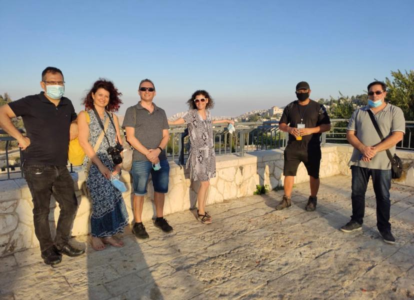 ירושלים מחוץ לקופסא (צילום: יוליה טינקלמן)