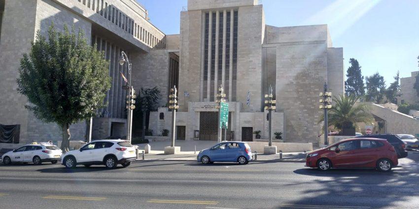 בית הכנסת הגדול (צילום: שלומי הלר)