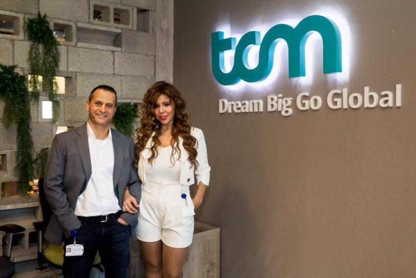 """שני וגבי בר, מייסדים ומנכ""""לים משותפים בחברת TCM (צילום: קרין מגן)"""