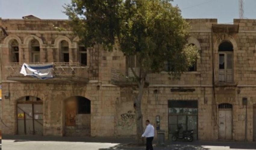 מתחם הרכב בכניסה לעיר (צילום: משה שפירא)