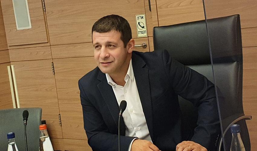 חבר הכנסת אלכס קושניר (צילום: פרטי)