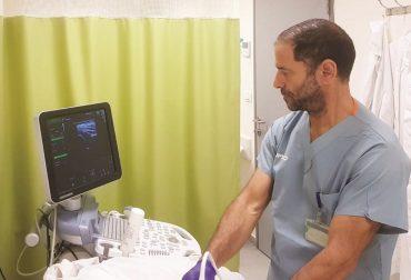 """ד""""ר אבי פנסקי, מומחה בכירורגיה אורתופדית ילדים, צילום: באדיבות כללית"""