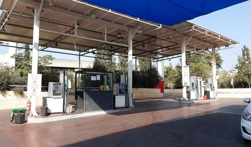 תחנת האומן בתלפיות (צילום: משרד האנרגיה)