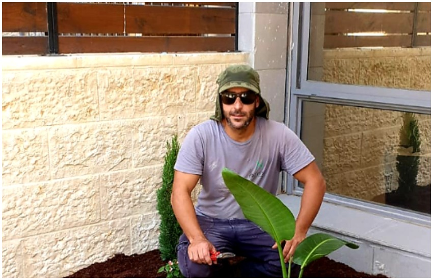 אלירן הגנן- עבודות גינון, שיקום ורענון הגינה (צילום: באדיבות אלירן הגנן)
