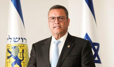 ראש העיר משה ליאון (צילום: דוברות העירייה, יוסי זמיר)