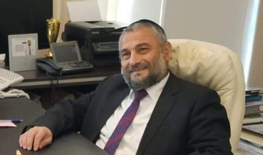 """ח""""כ משה אבוטבול (צילום: דוברות עיריית בית שמש)"""