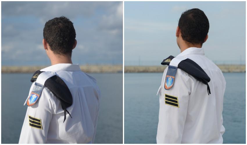 """זוג התאומים סמל ר' וסמל ג' (צילום: דובר צה""""ל)"""
