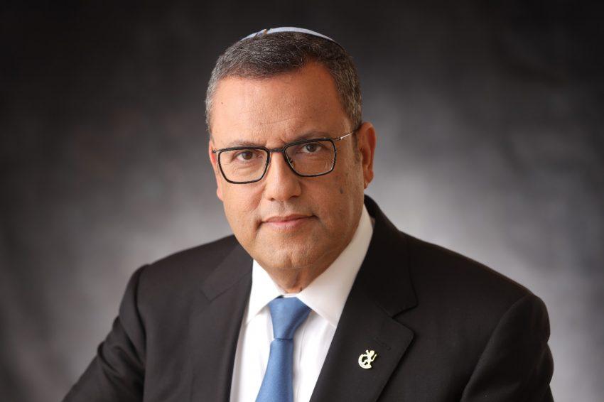 ראש העיר משה ליאון (צילום: ראובן קפוצ'ינסקי)