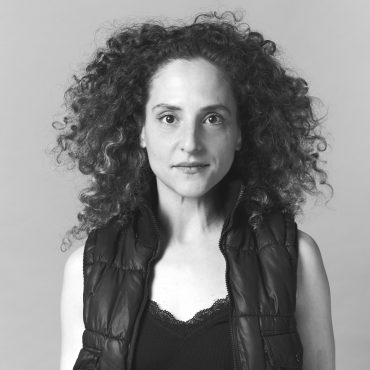 הכוריאוגרפית מרים אנגל, מנהלת אמנותית ויוזמת פרויקט אהבה בירושלים - LoveINg JERUSALEM, מנהלת אמנותית להקת המחול אנגלה (צילום: לירון ויסמן, באדיבות עמותת הכוריאוגרפים)