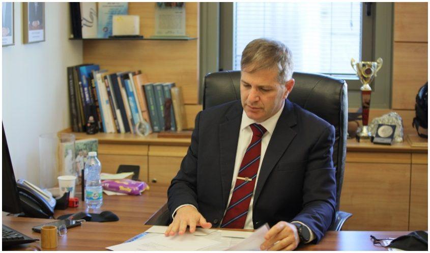 סגן שר הבריאות יואב קיש (צילום: שרון רביבו)