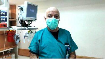 """פרופ' קובי אסף, מנהל מלר""""ד הדסה עין כרם (צילום: דוברות הדסה)"""