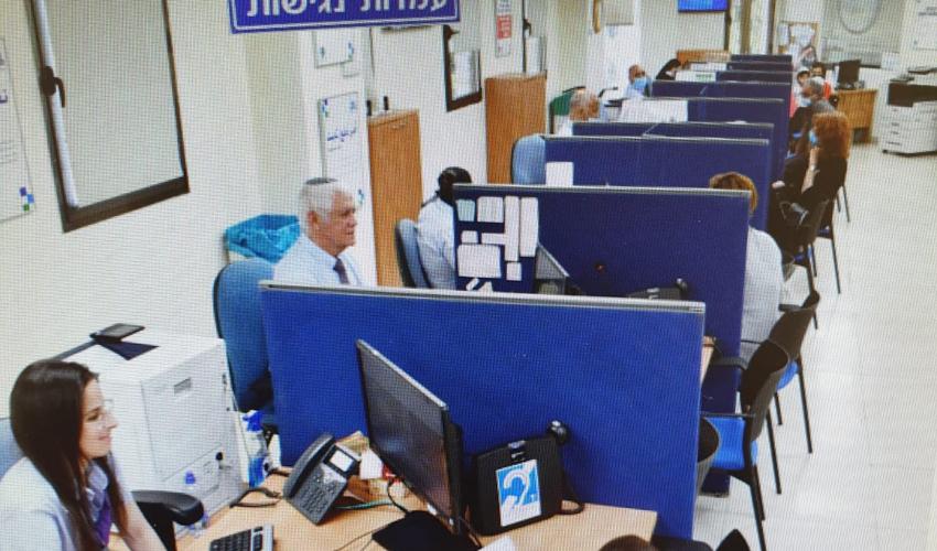 משרדי הגיחון בארנונה (צילום: תאגיד הגיחון)