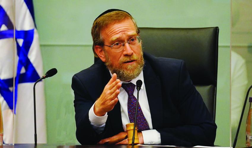 חבר הכנסת יצחק פינדרוס (צילום: דוברות חבר הכנסת יצחק פינדרוס)