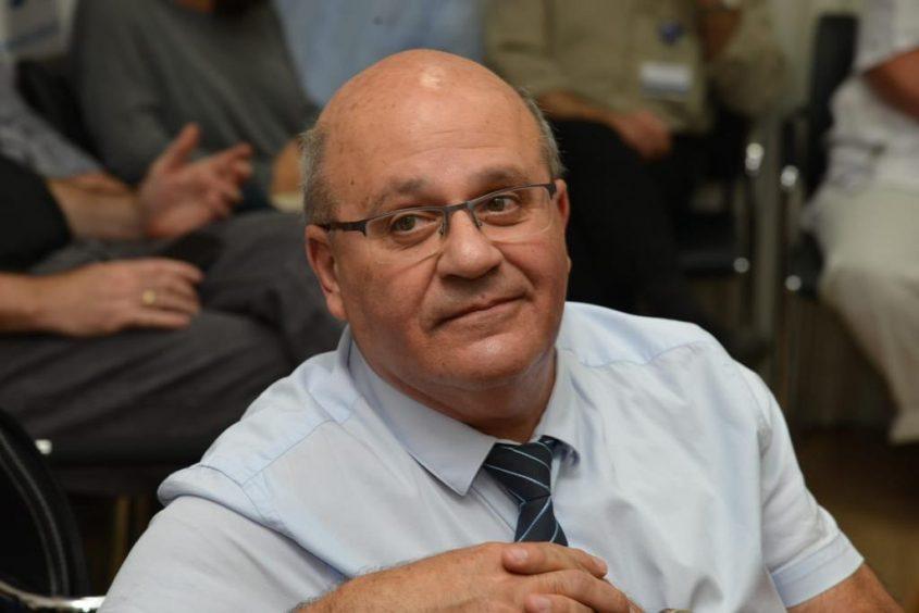 """מנכ""""ל משרד הבריאות פרופ' חזי לוי (צילום: משרד הבריאות)"""