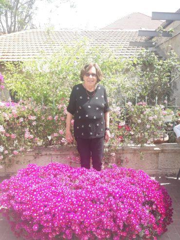 נחמה פרושאור (צילום: הילה איבגי)