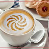 קפה לוגו - בן עמי המושבה (צילום: יעקב אלירז)