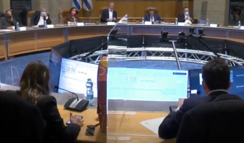 ישיבת המועצה, הערב (צילום: פרטי)