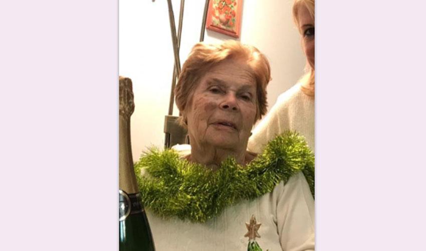 ילנה קורסלוסקי, נעדרת (צילום: באדיבות דוברות המשטרה)