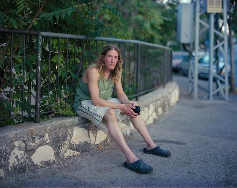 אריאל, רחוב קולומביה, ירושלים 2009 - יעקב ישראל