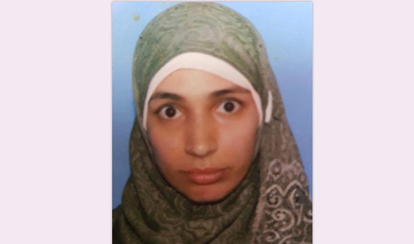 אלא עליאן, נעדרת מביתה (צילום: באדיבות דוברות משטרת ירושלים)