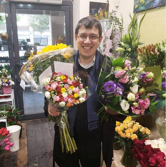 זרים בכל הסגנונות. פיונה– חנות פרחים בירושלים (צילום: פרטי)