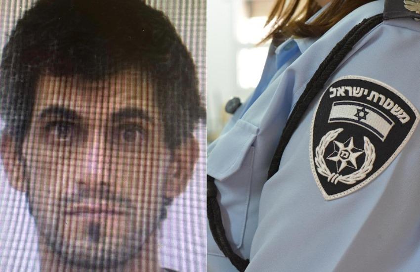 הנעדר אברהים גוהריש (צילום: דוברות המשטרה)