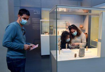מוזיאון ישראל נפתח (צילום: בני מאור)