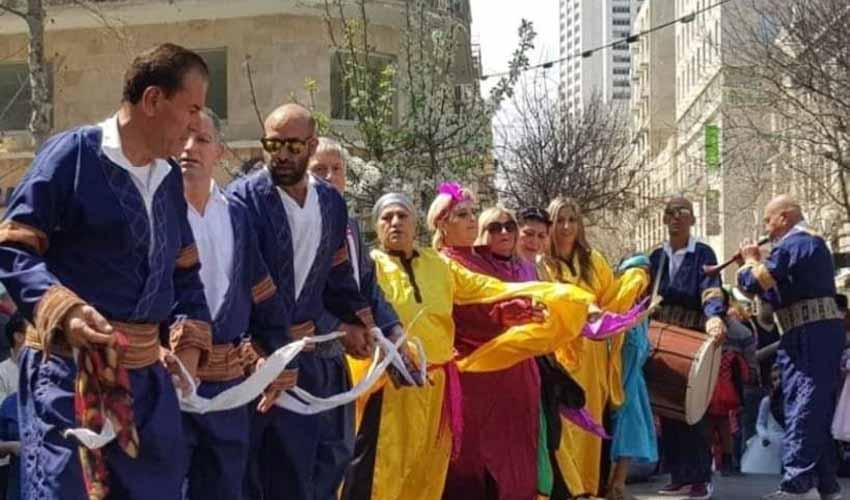 הסהרנה בירושלים: החג של העדה הכורדית חוזר למועד המקורי