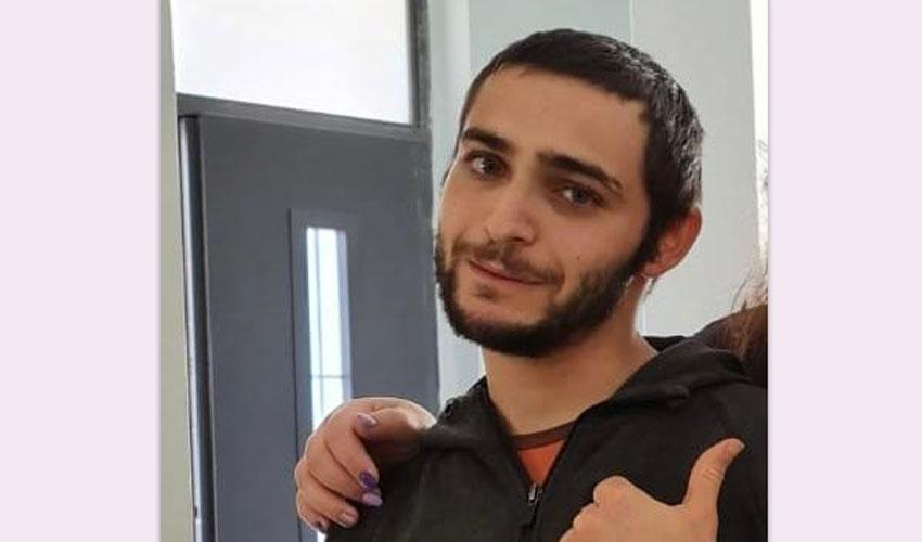 אבידן מיכאל גנטשר (צילום: דוברות המשטרה)