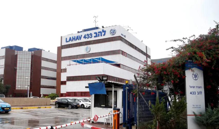 משרדי להב 433 בלוד (צילום: מגד גוזני)