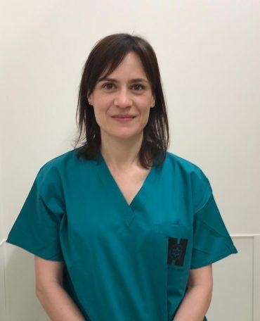 """ד""""ר לורין לויט, מנהלת המרפאה ללידה מתקנת במרכז הרפואי הדסה הר הצופים (צילום: דוברות הדסה)"""