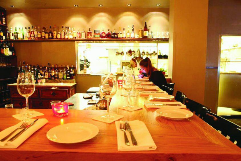 מסעדת סאטיה (צילום: זוהר קליגמן)