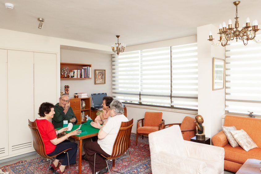 דיור מוגן נופי ירושלים - ברידג' (צילום: גל בן זאב)