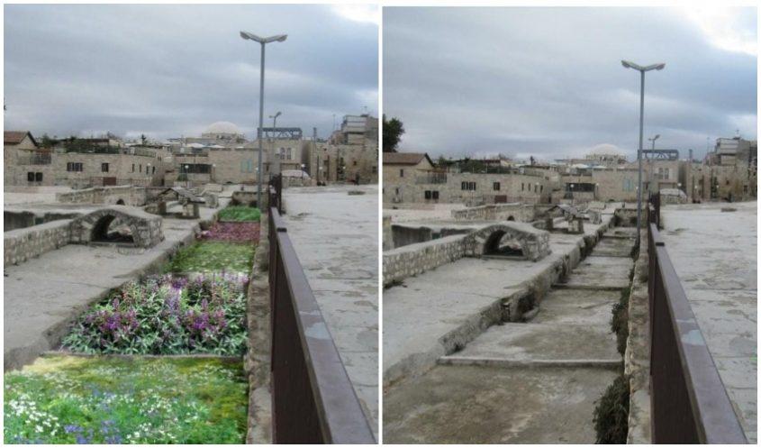 גגות גליציה (הדמיה: מתוך מצגת שתוצג בעירייה)