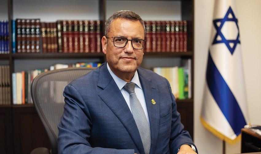 ראש העיר משה ליאון (צילום: יובל כהן אהרונוב)