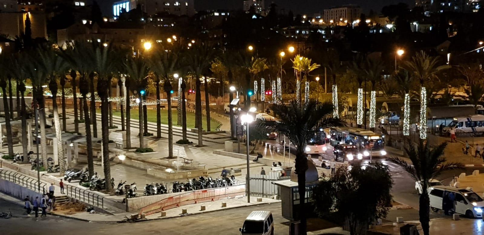 חודש הרמדאן בירושלים (צילום: עיריית ירושלים)