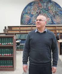 פרופ' באדי חסייסי (צילום: באדיבות האוניברסיטה העברית)