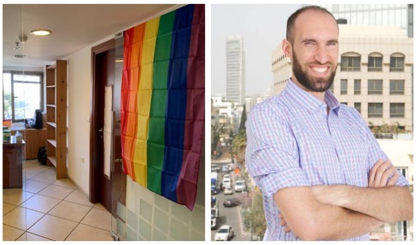 """מנכ""""ל הבית הפתוח בירושלים אלון שחר, הבית הפתוח (צילומים: עדי זיו אב, הבית הפתוח)"""
