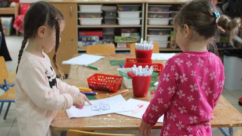 גן ילדים (צילום אילוסטרציה: דוברות עיריית מודיעין)