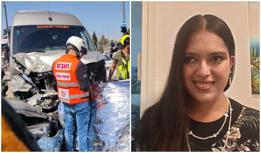 """מור שילת ז""""ל, זירת התאונה הקטלנית ברחוב דרך חברון בירושלים (צילומים: מתוך פייסבוק, כב""""ה ירושלים)"""