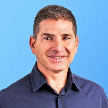"""סגן ראש מועצת מטה יהודה שלומי מגנזי (צילום: יח""""צ)"""